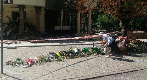 Украинская делегация отказалась почтить память Александра Захарченко