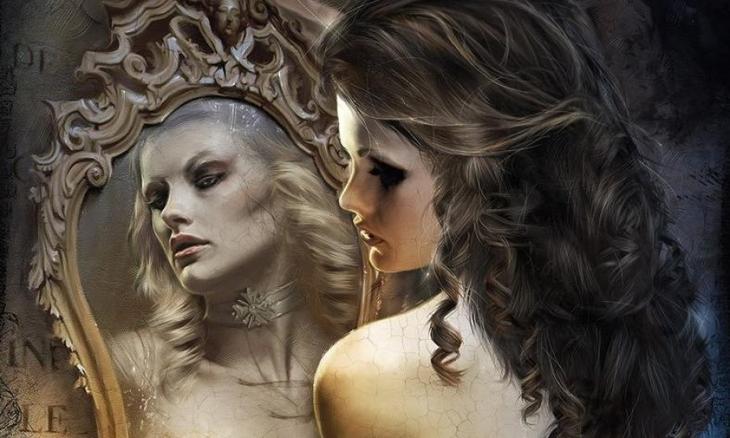 Почему в зеркало нельзя смотреться вдвоем?