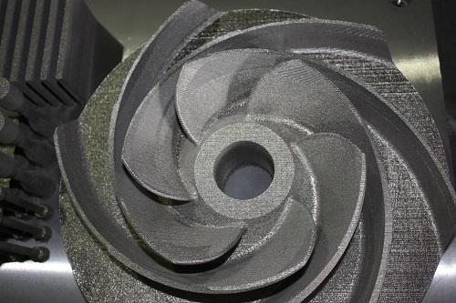 В Атомэнергомаше напечатали на 3D-принтере головной образец сложной детали