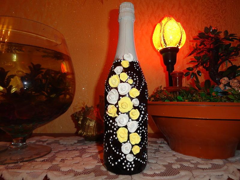 Подарочное шампанское (первый опыт)
