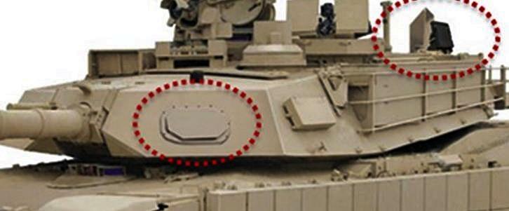Контракт на оснащение КАЗ Trophy бригадного комплекта американских танков M1A2 SEPv2