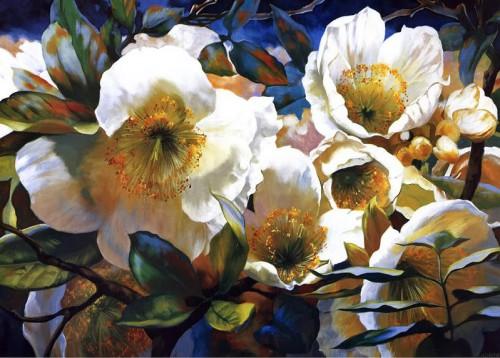 художник Elizabeth  Horning-09