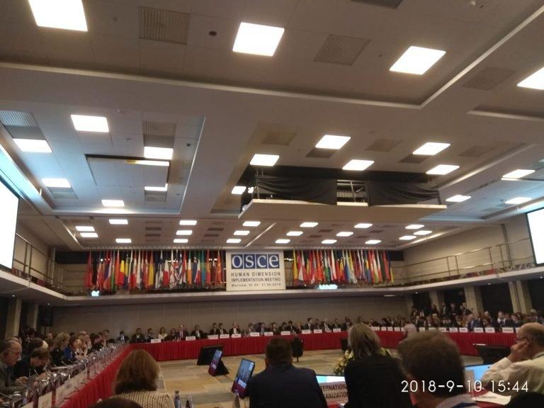 Белорусы дали жесткий отпор Западу на конференции ОБСЕ