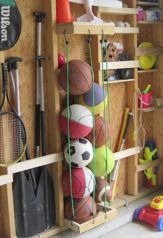 Идеи хранения вещей и организации пространства дома. 45229