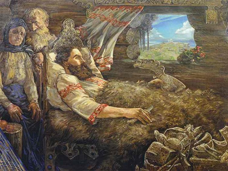 Илья Муромец — былинный богатырь или реальный человек ?
