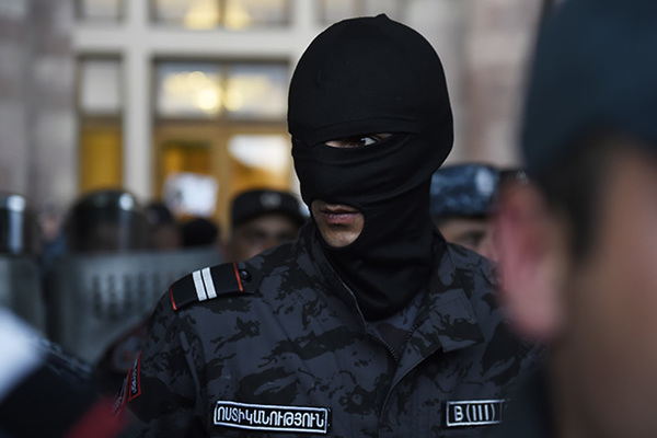 В Армении началась охота на …