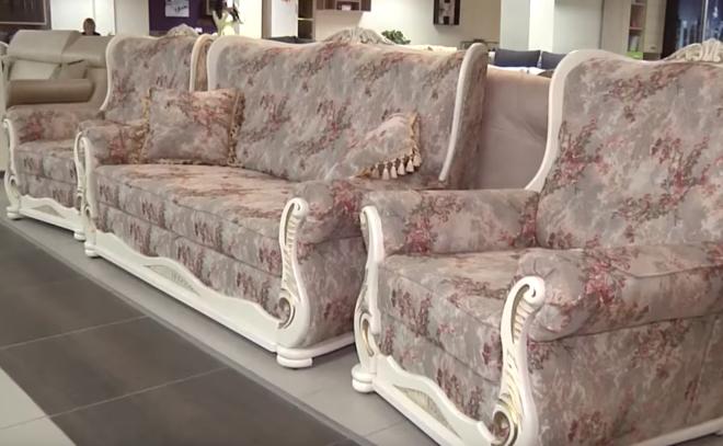 Как выбрать мягкую мебель и диван