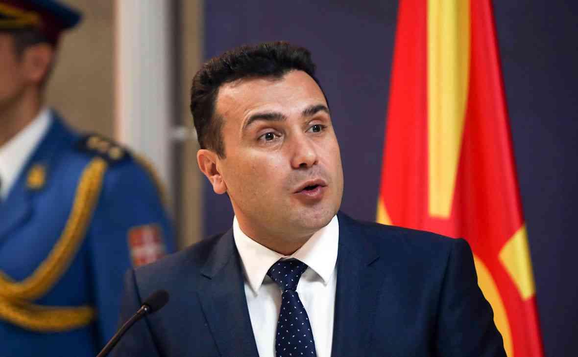 Премьер Македонии рассказал …