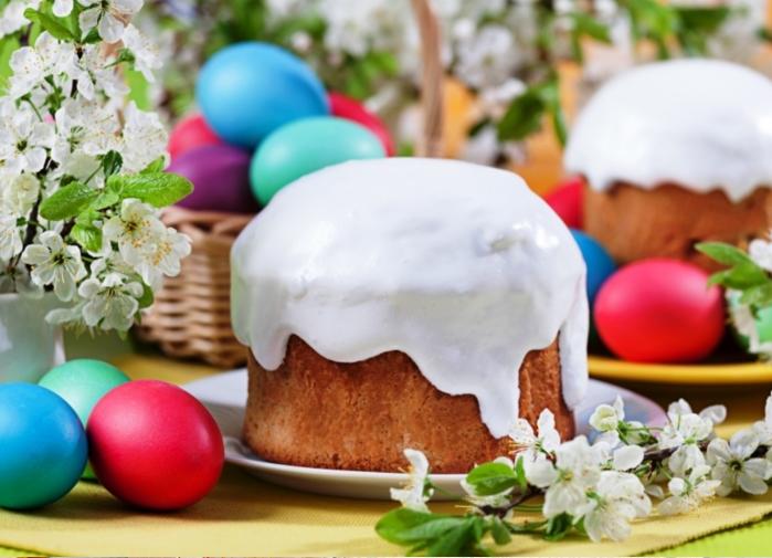 Когда красить яйца, печь и освящать куличи! Как и в чем хранить куличи пасхальные?