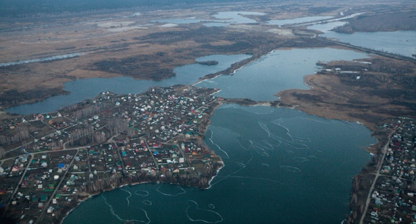 Россия передала Казахстану озеро вНовосибирской области