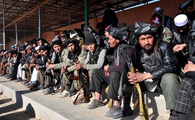 Надо наладить переговоры с Талибаном