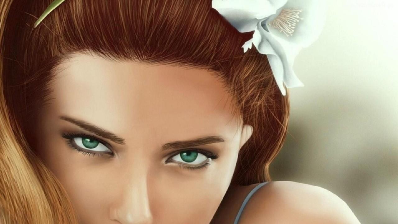 Женские Красивые Кисули