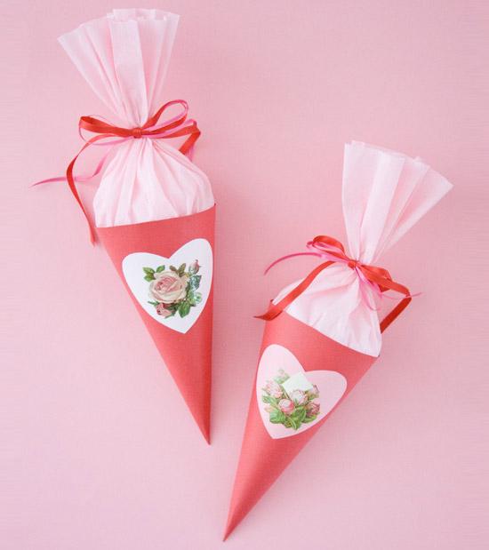 Красивая упаковка конфет своими руками