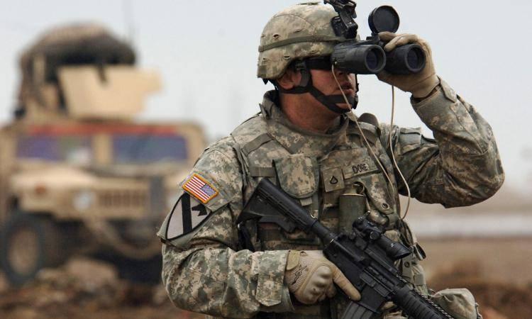 Американцы не оставят без присмотра западную часть России