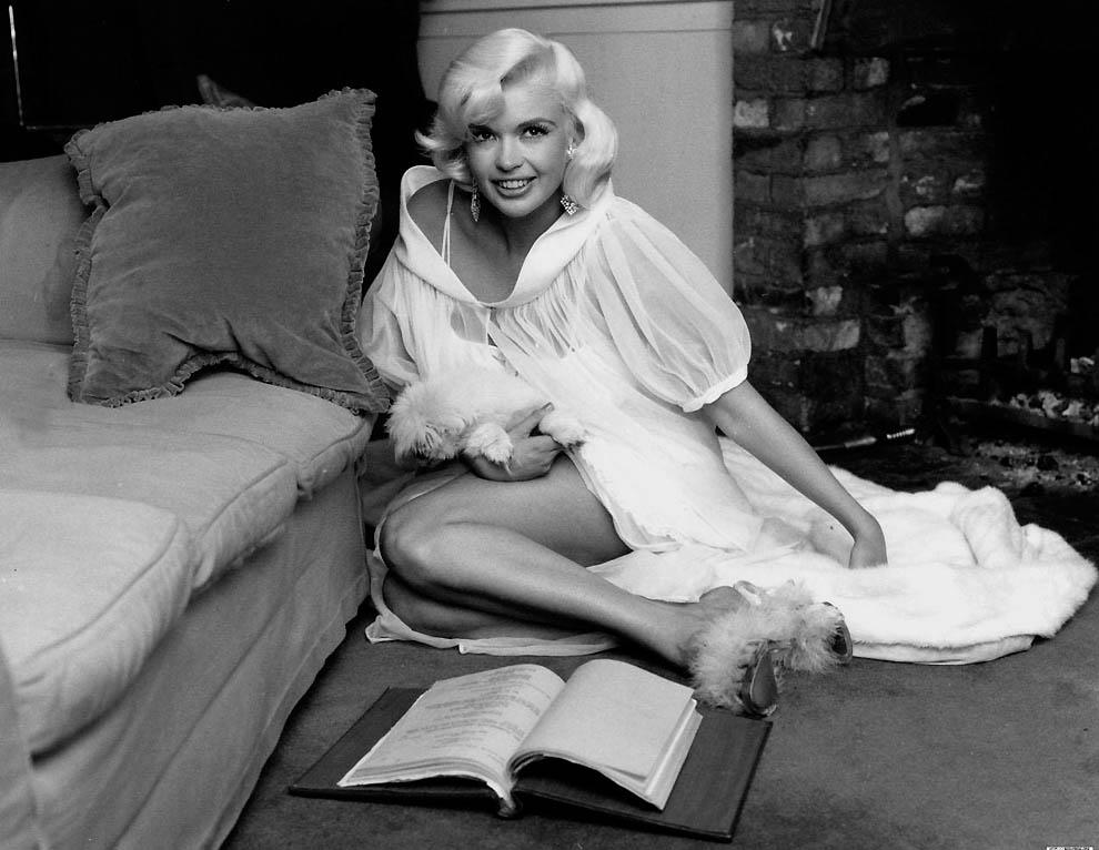 435 Иконы Голливуда: Джейн Мэнсфилд