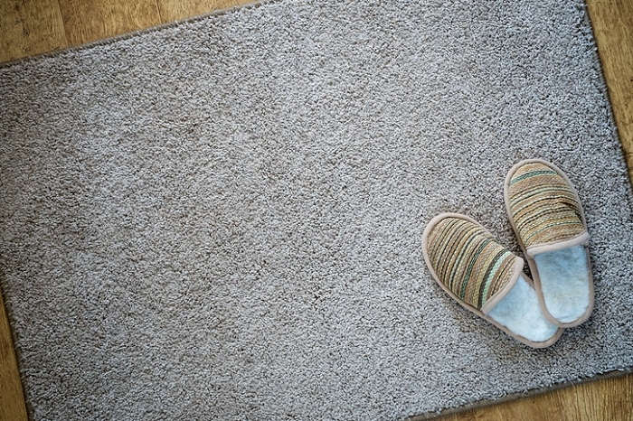 Как очистить коврики для ванной комнаты