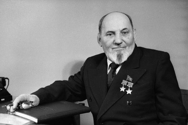 Дед, которого боялся Гитлер. герой, партизаны, война, ссср, Ковпак, украина, борьба с фашизмом