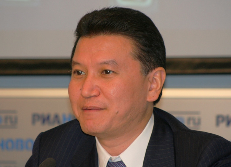 Бывший президент Калмыкии Ки…