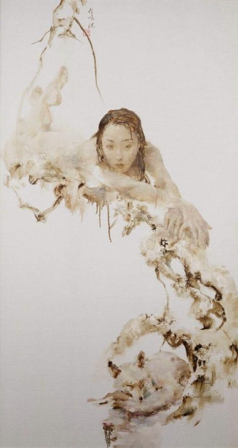 художник Ху Джун Ди (Hu Jun Di) картины – 05