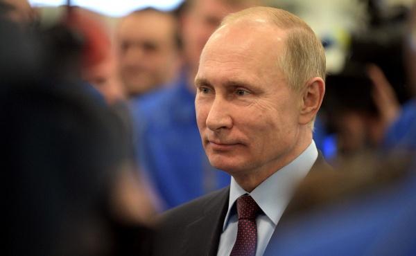 Путин приказал вывести российскую группировку войск изСирии