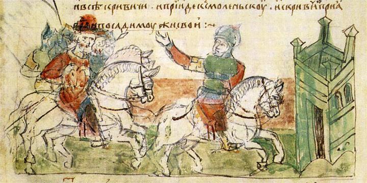 Аскольд и Дир: загадка первых киевских князей