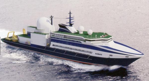 Перспективное исследовательское судно Алмаз