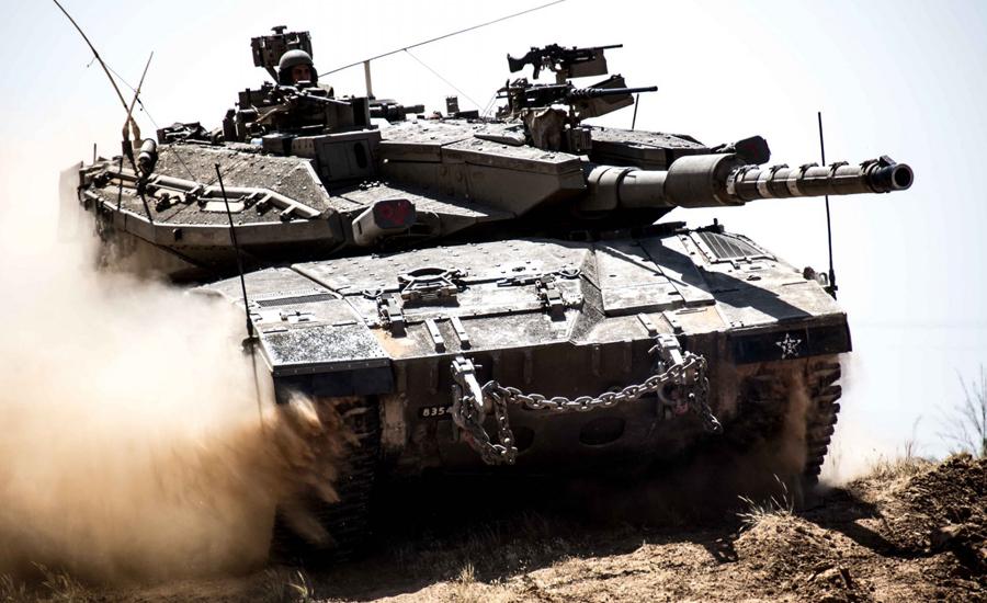 Меч Иудеи: самое опасное оружие армии Израиля