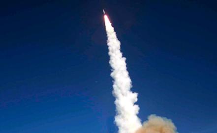 Неудачей завершилось в США испытание ракеты-перехватчика в рамках системы ПРО