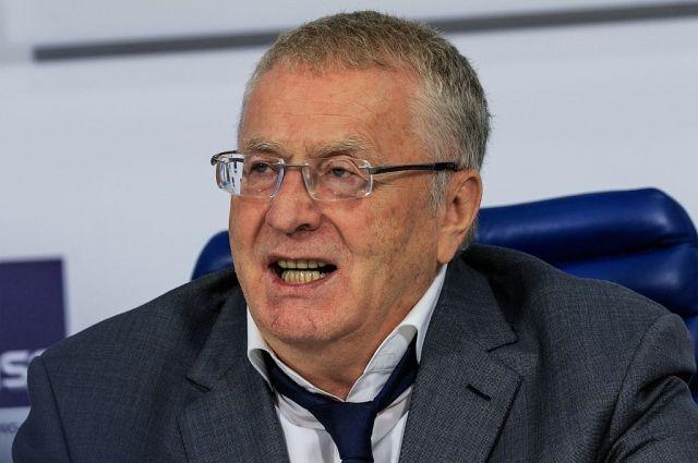 Жириновский заявил о готовности встретиться с представителями СБУ в Москве