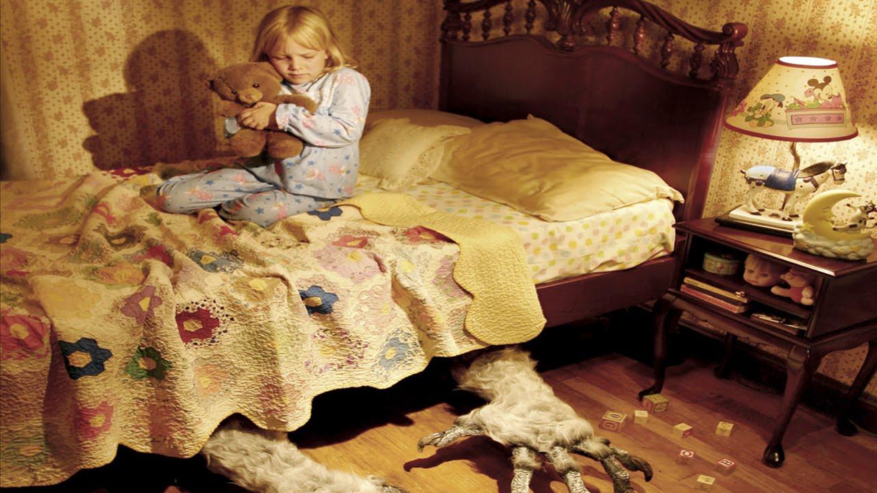 Как подружиться с тем, кто живёт под кроватью, особенно ночью