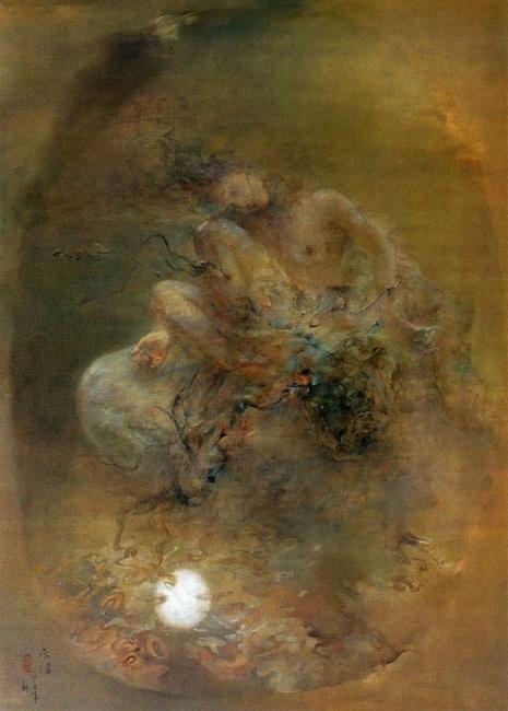 художник Ху Джун Ди (Hu Jun Di) картины – 23