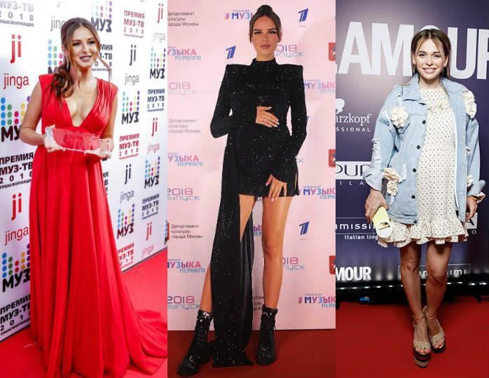 Модный разбор: платья для бе…