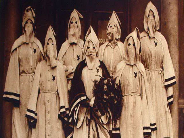 the inception and the history of the ku klux klan