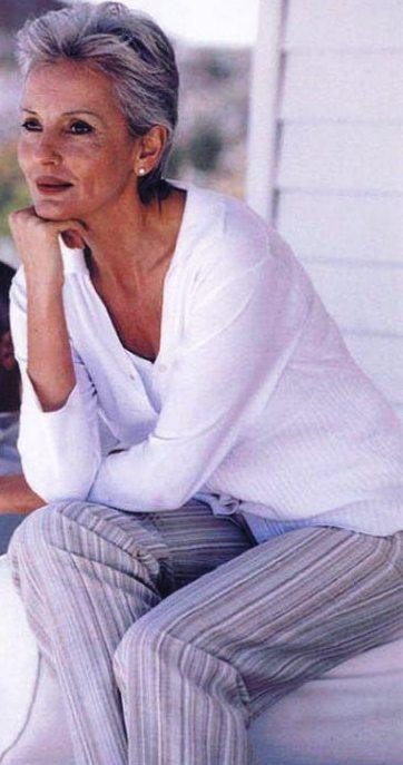 Возрастная мода — 7 советов стилиста для женщин, которые предпочитают брюки