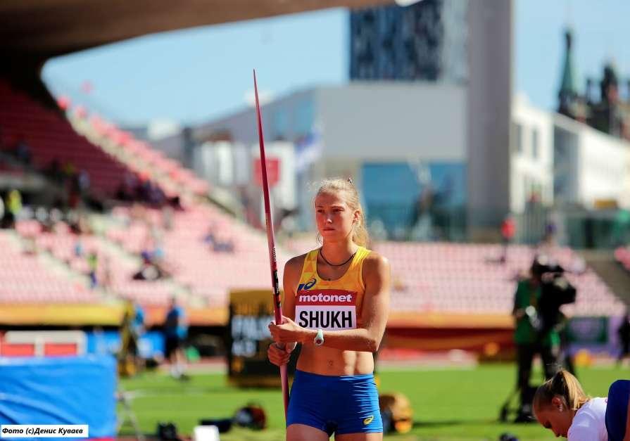 Украинка Шух стала чемпионко…