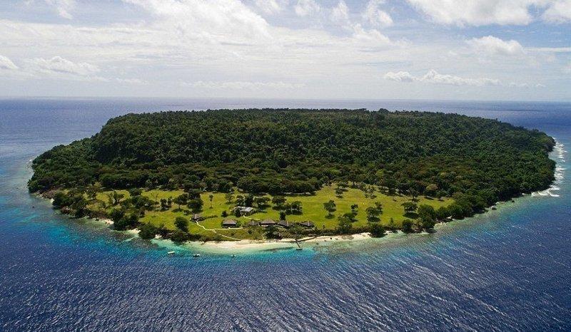 Собственный рай за 10 миллионов долларов ynews, остров, продается, продается остров, рай, райское место, тихий океан, тропический курорт