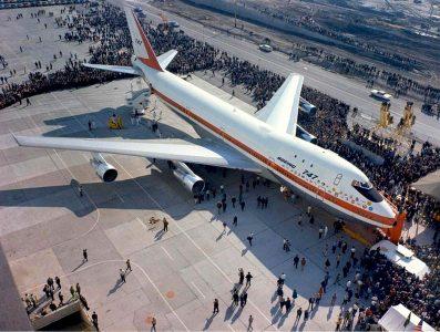 Америка прощается с Boeing 747