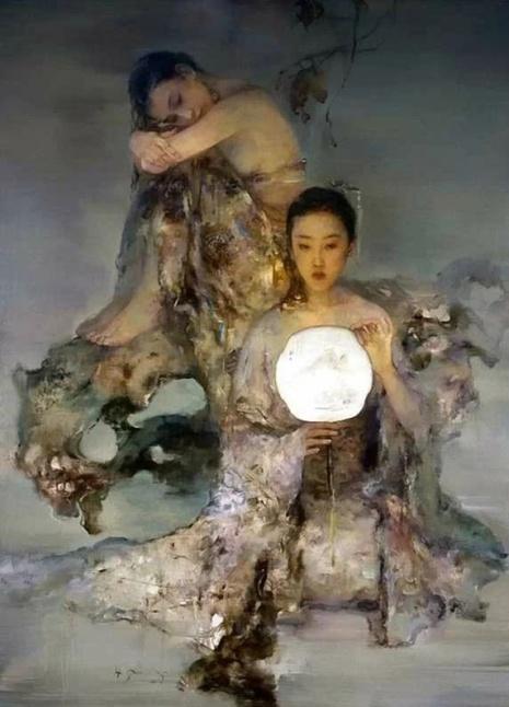 художник Ху Джун Ди (Hu Jun Di) картины – 19