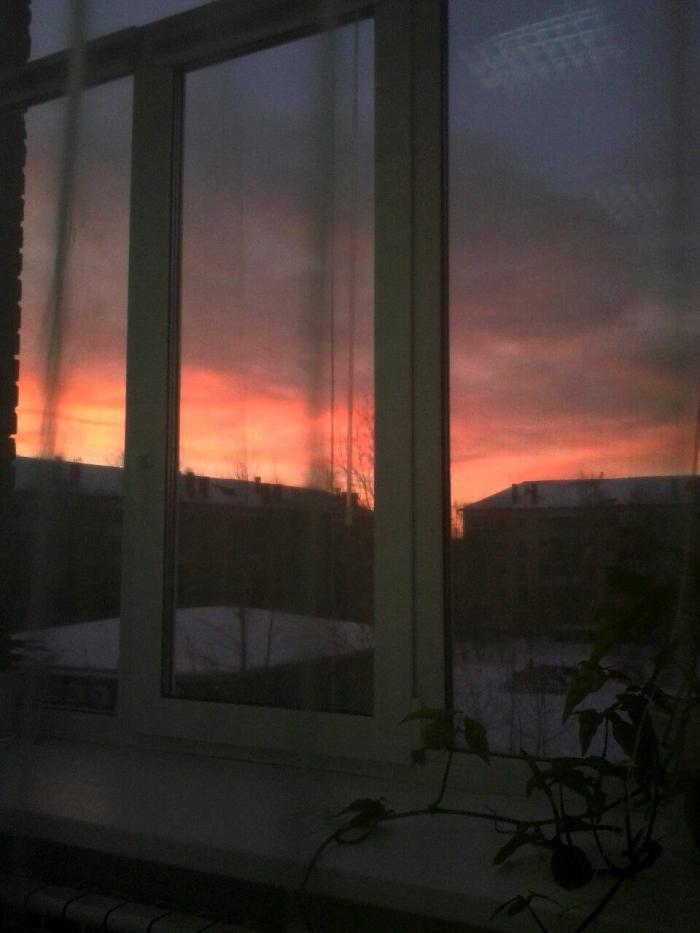 В окно открытое для света (С…