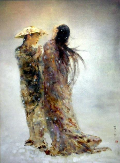 художник Ху Джун Ди (Hu Jun Di) картины – 22