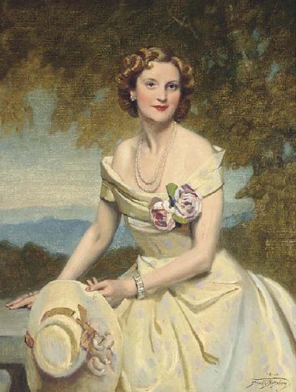 Фрэнк Оуэн Солсбери/Frank Owen Salisbury  (British, 1874-1962)