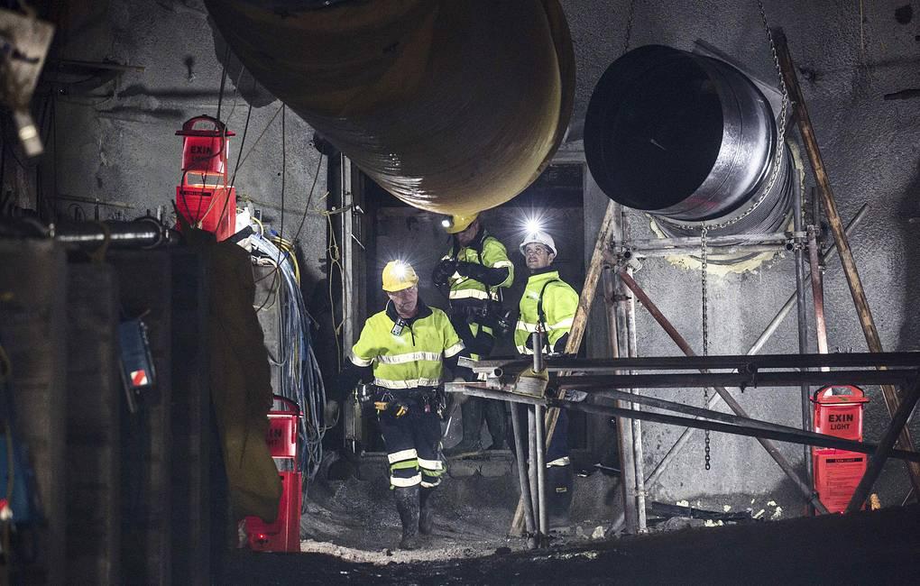 Для добычи метана из вечной мерзлоты приспособили газ от сгорания топлива