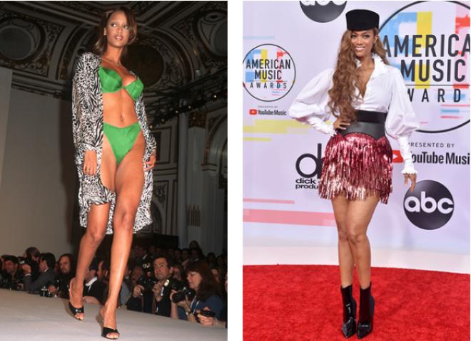 SТогда и сейчас Как изменились главные ангелы Victorias Secret