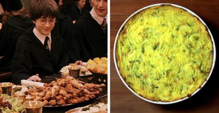 Рецепты знаменитых блюд из «Гарри Поттера» и других известных сказочных фильмов