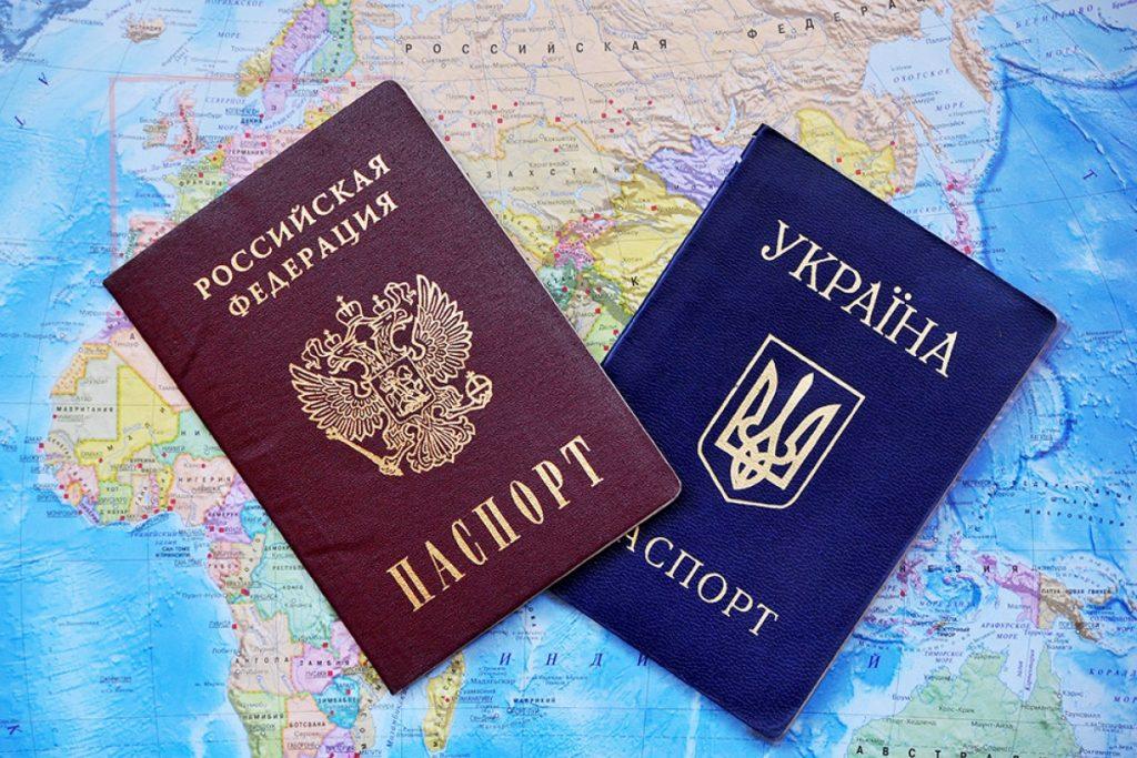 Переехавшая в Россию украинк…