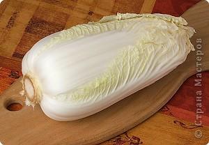 Праздничный букет из капусты. Украшение блюд