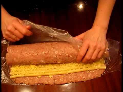 Рецепты мясного рулета из фарша