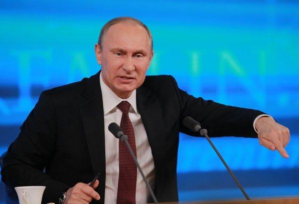 Путин взял за «жабры» минстров и губернаторов