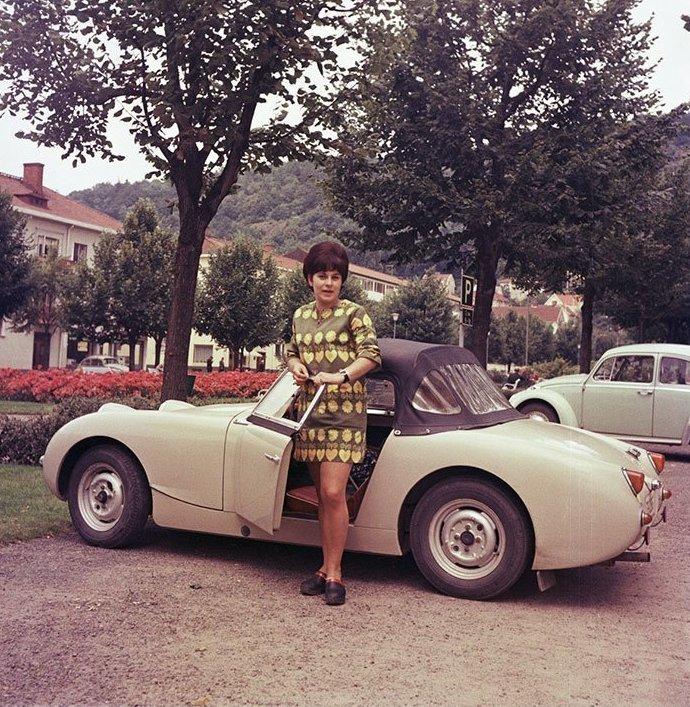 Назад в прошлое: шведский город Хускварна в фотографиях 70-х годов