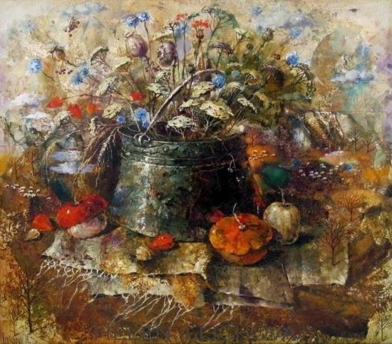 художник Елена Ильичева картины – 17